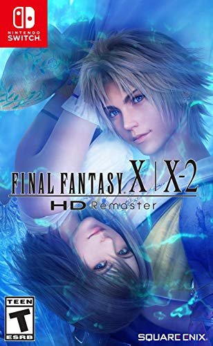 Final Fantasy X | X-2 HD Remaster (Nintendo Switch) $19.99 @ Amazon