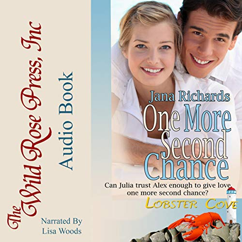 One More Second Chance audiobook cover art