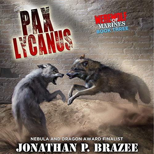 Pax Lycanus Audiobook By Jonathan P. Brazee cover art