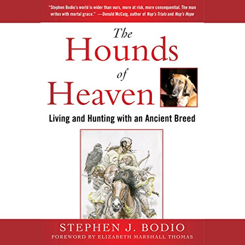 The Hounds of Heaven cover art