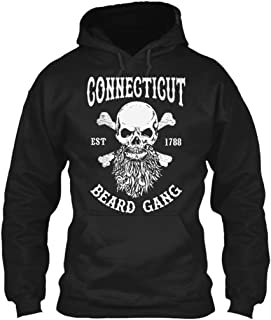 Pinko Spr- Connecticut Beard Gang - Hoodie -Buy Now!