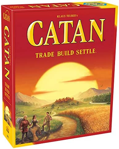 Up to 40% off Games from CATAN, Days of Wonder and more