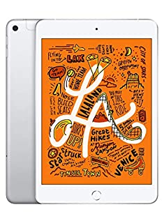Apple iPad Mini (Wi-Fi + Cellular, 256GB) - Silver (Latest Model) (B07PQ8VVG8) | Amazon price tracker / tracking, Amazon price history charts, Amazon price watches, Amazon price drop alerts