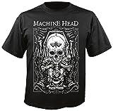 Machine Head - Catharsis - Moth - T-Shirt Größe M