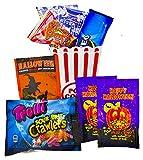 Halloween Movie Night Spooky Themed Gift Basket Gift Box