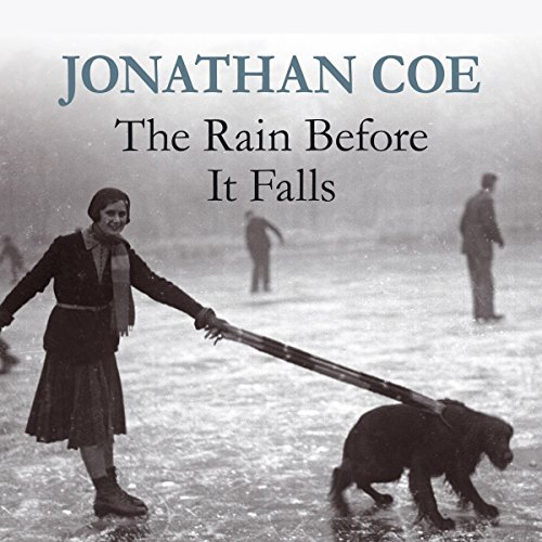 The Rain Before It Falls audiobook cover art