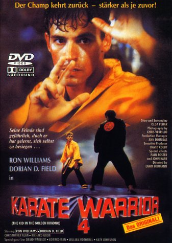 Karate Warrior 4