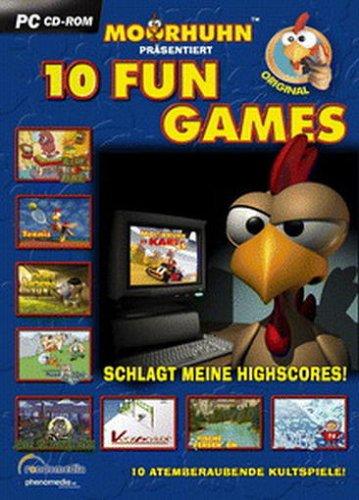 Moorhuhn - 10 Fun Games