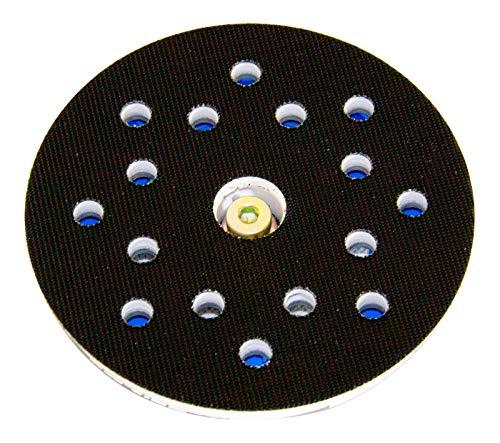 RUPES Klett-Stützteller Polierteller für Poliermaschinen hart 125 mm für LHR 15E