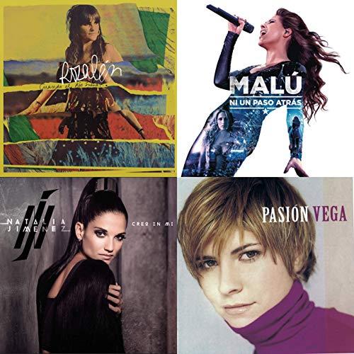 Las mejores voces españolas femeninas