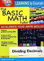 Basic Math: Dividing Decimals [DVD] [Import]