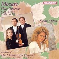 Mozart;Flute Quartets