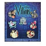 Disney Pin - Villanos - Colección Mini-pin - Set de refuerzo - Pin 78566