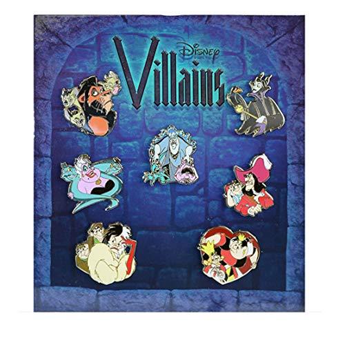 Disney Pin - Villanos - Colección...