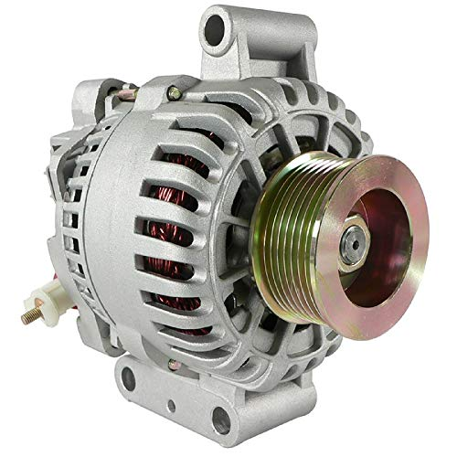 DB Electrical HO-8306-220 Alternator Compatible With/Replacement For High Output 220 Amp 6.0L 6.0 Ford F Truck, Excursion 03 04 05 2003 2004 2005 3C3T-10300-AA 3C3T-10300-AC 3C3Z-10346-AA 8306 GL-551