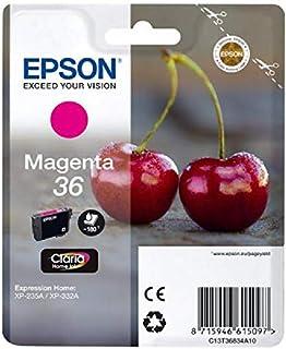 Epson 36 Inkjet Cartridge Magenta