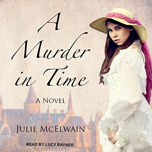 A Murder in Time audiobook cover art