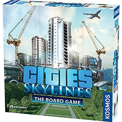 cities skylines board game, End of 'Related searches' list