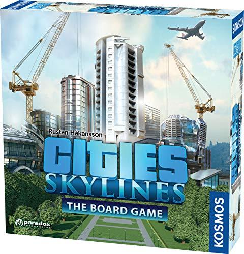 Thames and Kosmos 691462 70 Minuten Spielzeit Kosmos Städte: Skyline, Kooperatives Spiel, 1-4 Spieler, ab 10 Jahren