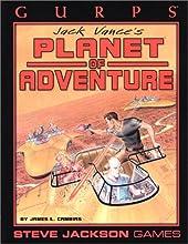 Gurps Planet of Adventures