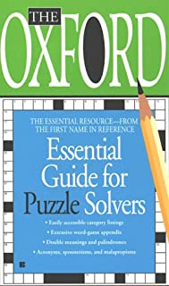 The Oxford Essential Guide for Puzzle Solvers (Essential Resource Library)