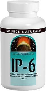 SOURCE NATURALS IP-6 Inositol Hexaphosphate Powder 100 GM