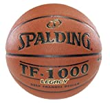 Spalding TF-1000 Legacy Indoor/Outdoor Basketball - Official Size 7 (29.5) by Spalding