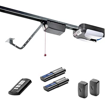 SOMMER 1052V000 Direct Drive 1.0 hp Quiet, Durable and Strong Garage Door Opener
