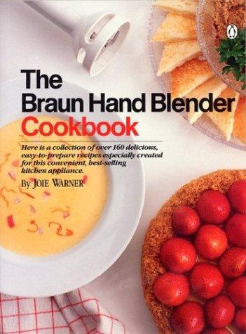 Braun Hand Blender Cookbook