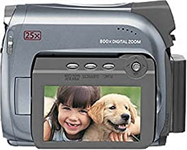 Canon ZR500 MiniDV Camcorder with 25x Optical Zoom (Discontinued by Manufacturer)