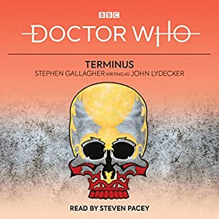 Doctor Who: Terminus audiobook cover art
