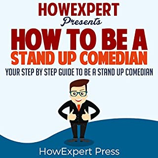 How to Be a Stand Up Comedian cover art