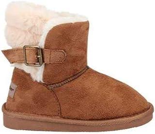 Zapatos Niña Casual J´hayber Chirrete Camel. ZN581263. Talla 35