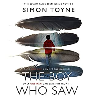 The Boy Who Saw audiobook cover art