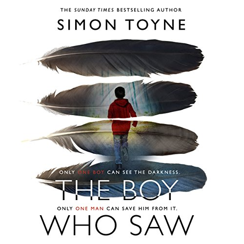 The Boy Who Saw cover art