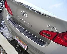 Rear Bumper Protector Fits 2007-2013 Infiniti G35 G37 G25 Sedan