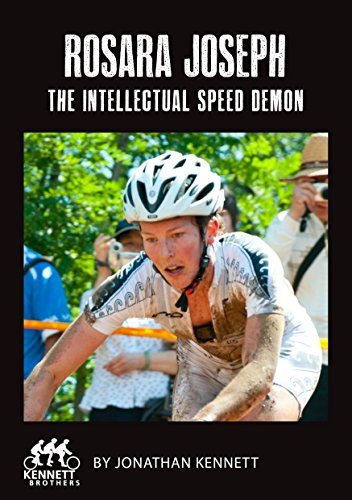 Rosara Joseph - an intellectual speed demon: Muddy Olympian 2008 (The Muddy Olympians Book 5) (English Edition)