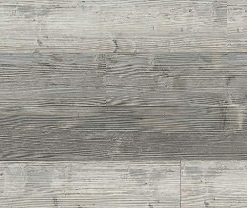 HORI® Klick-Vinylboden Lärche Landhausdiele grau Chalet XL Fürth I für 19,44 €/m²