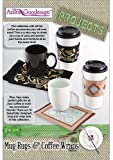 Anita Goodesign Embroidery Designs Projects Mug Rugs & Coffee Wraps