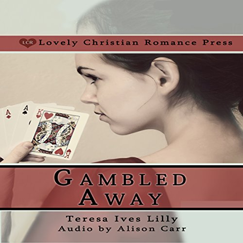 Gambled Away audiobook cover art