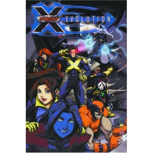 X-Men Evolution Volume 1 Digest (Marvel Digests)