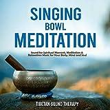 Singing Bowl Meditation: Sound for Spiritual Moment. Meditation &...