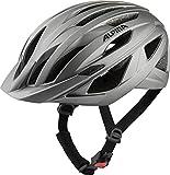 ALPINA Unisex - Erwachsene, PARANA Fahrradhelm, dark-silver matt, 58-63 cm