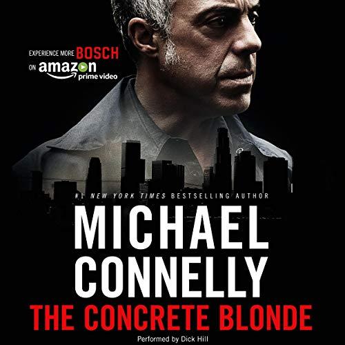 The Concrete Blonde: Harry Bosch Series, Book 3 audiobook cover art