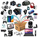 WOOLIY Mystery Box Electronics, Caja de explosión Sorpresa de la electrónica aleatoria, la Caja de Misterio electrónico Lucky, una Variedad de Estilos de electrónica se tratan de una súper Sorpresa