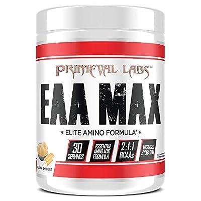 Primeval Labs EAA Max Orange Sherbet 354 Grams
