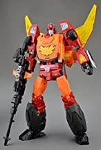 DX9 Transformers D06 Carry Rodimus Prime Hot Rodimus Hot Rod
