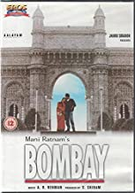 Bombay (Brand New Single Disc Dvd, Hindi Language, With English Subtitles, Released By Eros International) Made In Uk