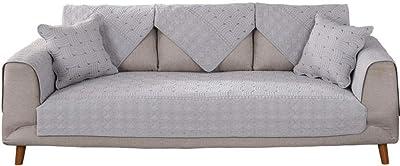 Hybad Manta Cubre Sofa Funda de sofá de algodón, Funda de sofá ...