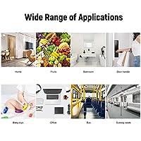 水製造機スプレー、USB電源次亜塩素酸ナトリウムジェネレーター、350mlポータブル巻きトイレキッチン用